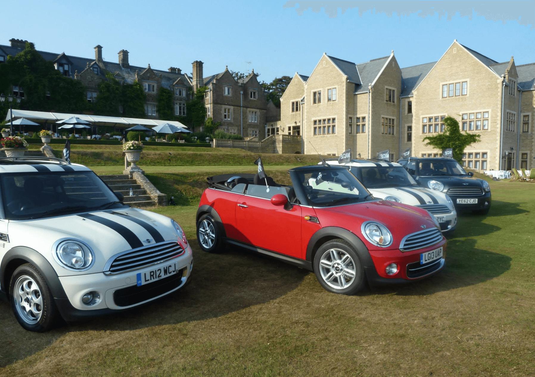 english mini cars
