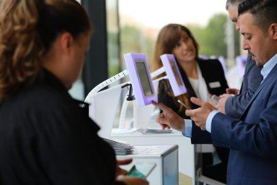 event registration process