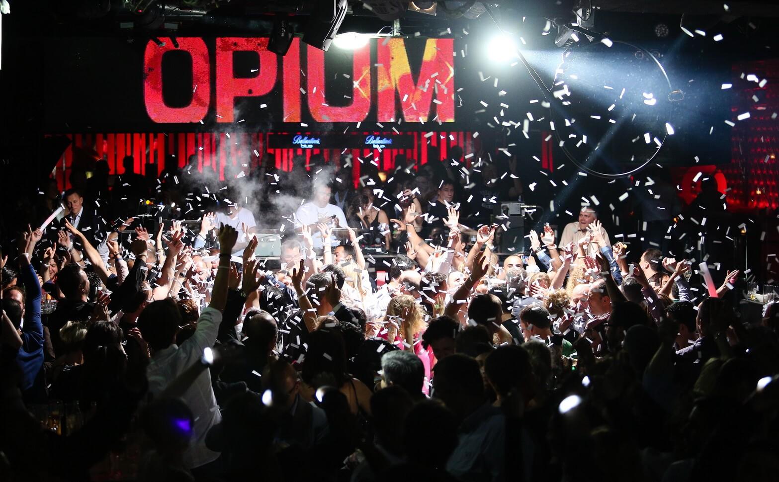 opium barcelona nightclub