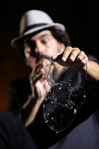performer bubbles